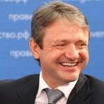 Министр сельского хозяйства России