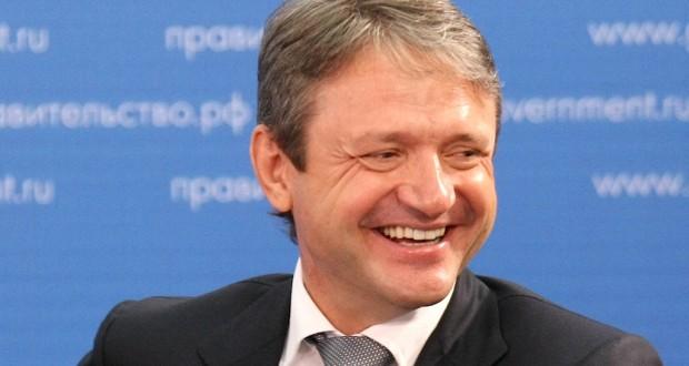 Александр Ткачев провел рабочую встречу с министром продовольствия и сельского хозяйства Германии Кристианом Шмидтом