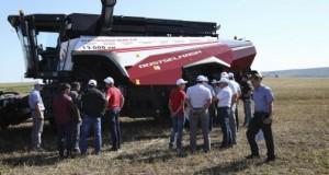 RSM 161: убедительная работа на хлебном поле Татарстана