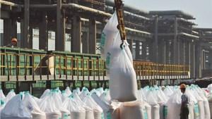 Минпромторг не поддержал ограничение экспорта удобрений