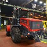 Дмитрий Патрушев принял участие в запуске нового поколения тракторов «Кировец»