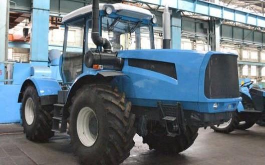 Харьковский тракторный завод остановил производство