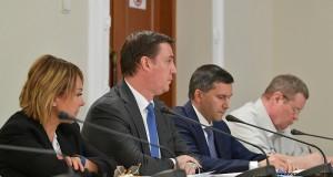 Дмитрий Патрушев доложил о ликвидации последствий засухи на совещании у Дмитрия Медведева