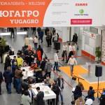 Самая крупная аграрная выставка России «Югагро» ставит рекорды в год 25-летнего юбилея
