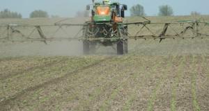 В России резко выросло производство средств защиты растений