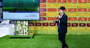 «Уралхим» продемонстрировал инновационные удобрения на ПМЭФ